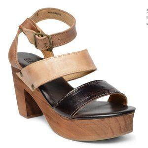 Bed Stu Sophie Platform Sandal, Size 9